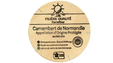 Blockchain-Camembert