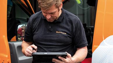 Mobil ERP Pro Alpha
