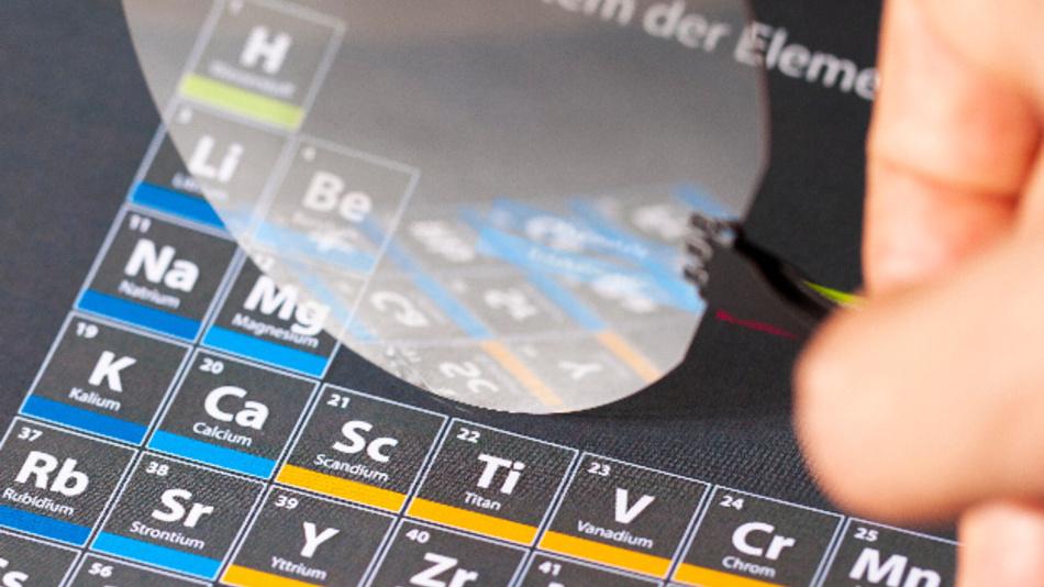 Die AlScN-Schichten weisen eine sehr hohe Kristallqualität und die richtige Menge an Scandium auf. Damit wollen die Forscher die nächste Generation von elektronischen Leistungstransistoren entwickeln.