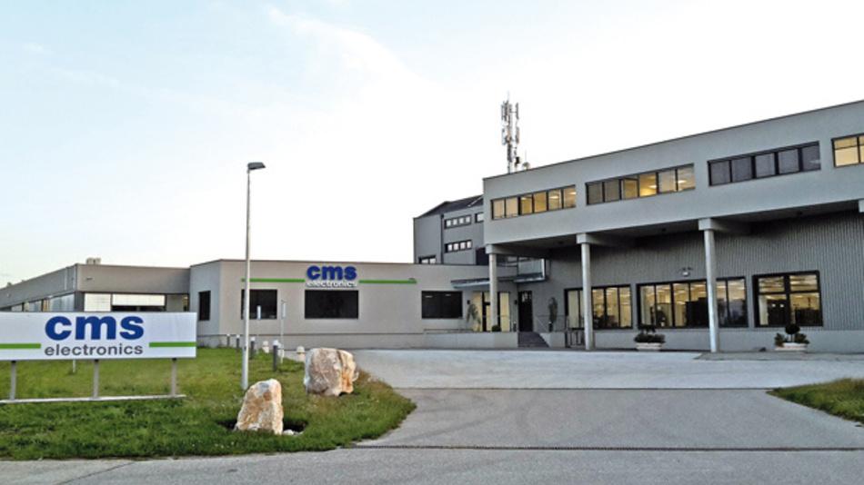 Am Industriering 7 in Klagenfurt ist cms electronics ab sofort beheimatet.