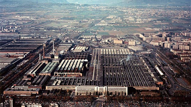 Fiat Chrysler errichtet Batterie-Montagezentrum in Turin