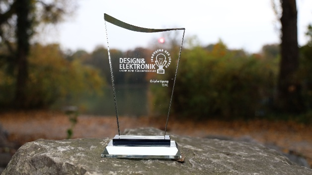 Pokal Innovator des Jahres