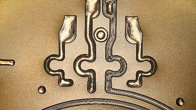 Gedruckte Elektronik