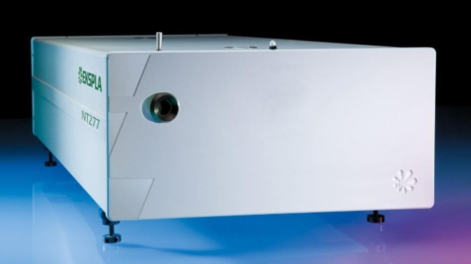 OPO und DPSS-Pumplaser in einem: Der abstimmbare Laser NT277-XIR von Ekspla