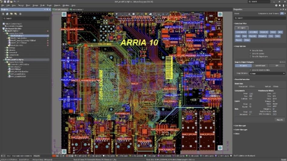 Altium Designer 20 mit einheitlicher Benutzerführung und neuen Routing-Funktionen.