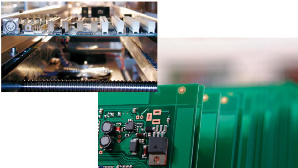 Dampfphasenlöten bietet eine sehr hohe Prozessgenauigkeit und -stabilität.