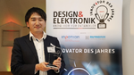 Yusuke Nagata, Panasonic Industry Europe, Passivwe Bauelemente, Innovator des Jahres 2019