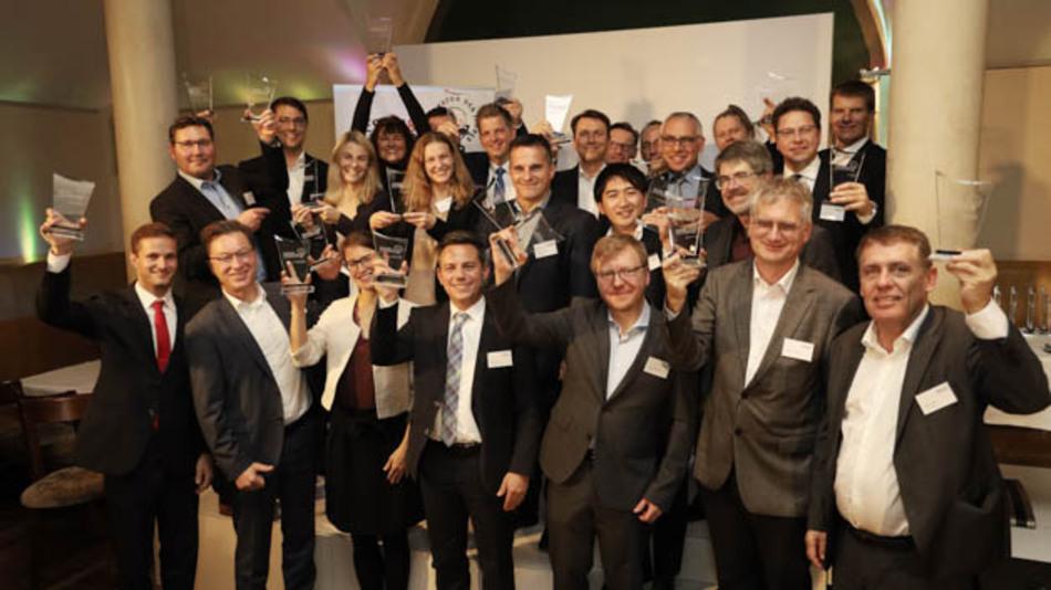 Fas 30 Preisträger konnten sich über den Gewinn der Leserwahl zum »Innovator des Jahres 2019« freuen. In diesem Jahr fand die Preisverleihung zudem erstmals unter der Federführung des neuen Chefredakteurs, Joachim Kroll, statt.