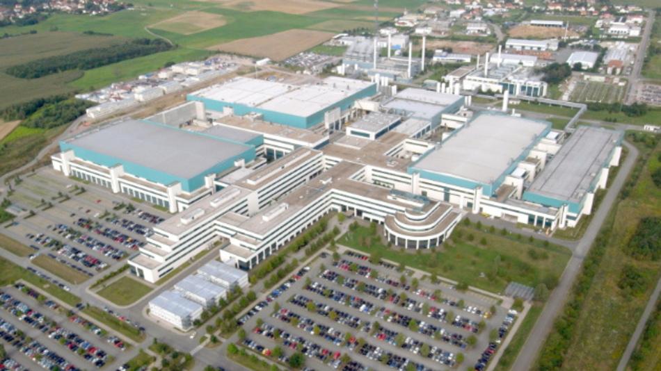 Globalfoundries betreibt am Standort Dresden ein großes Halbleiterwerk.