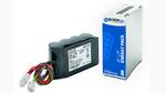 LiFePO4-Batteriepacks von Bicker Elektronik sind in zahlreichen Leistungsklassen sowohl als geschrumpfte Batteriepacks BP-LFP (links), als auch in einer robusten DIN-Rail-Gehäusevariante  BP-LFP-D (rechts) verfügbar.