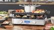 """Das """"Design Raclette Fondue Advanced"""" von Gastroback ist zu einem Preis von 179,99 Euro (UVP) im Handel erhältlich."""
