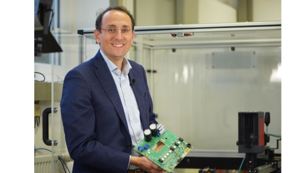 Marco Liserre and his team have developed a modular, intelligent transformer.