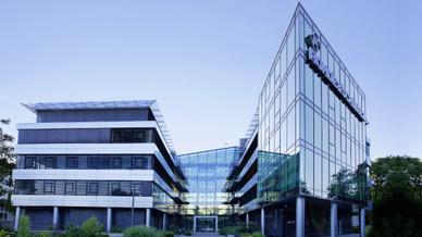 R&S Unternehmenszentrale München