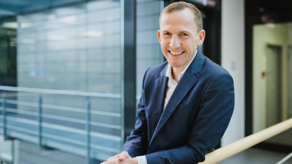 Holger Schötz, neuer Leiter Personal und Mitglied der Geschäftsleitung bei Rohde & Schwarz.