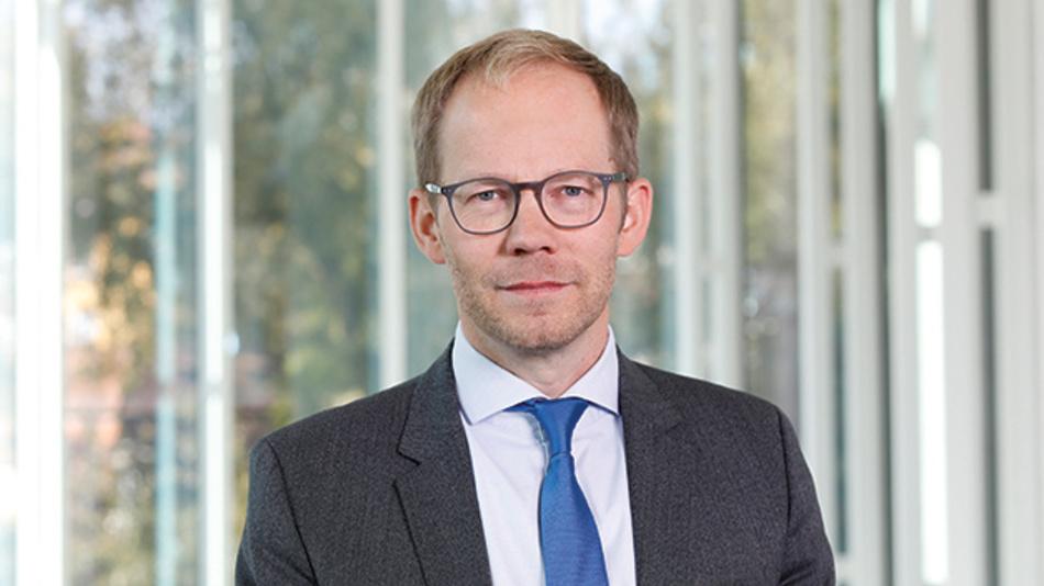 Christoph Bornhorn, Geschäftsleiter des FED.