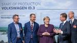 VW baut erstes elektrisches Großserienmodell ID.3