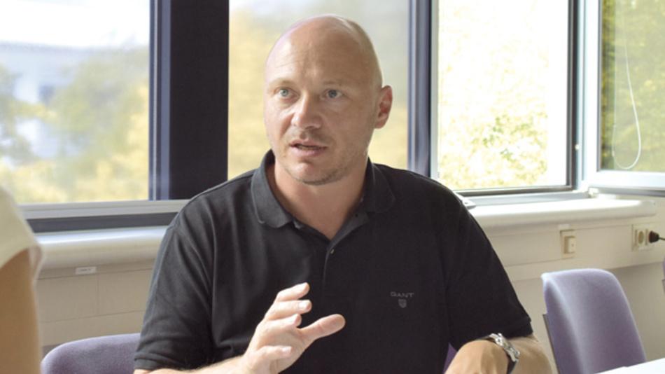 Dirk Rösler, Neutrik  »In der Medizintechnik gewinnt das Thema Multimedia-Übertragungen, Server und Storage zunehmend an Bedeutung.«