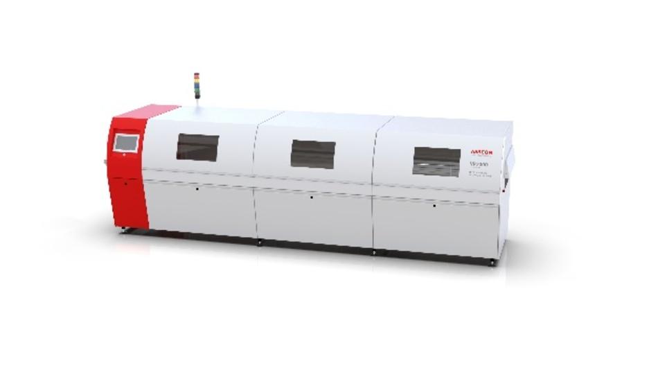 Inline-Dampfphasenlötsystem von Asscon