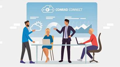 Eine Untersuchung von Conrad Connect zeigte, welche Smart-Home-Geräte in Deutschland genutzt werden.