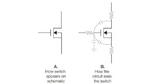 Abbildung 3: Die wahre Schaltung sieht einen MOSFET-Schalter ganz anders als auf einem Schaltplan.