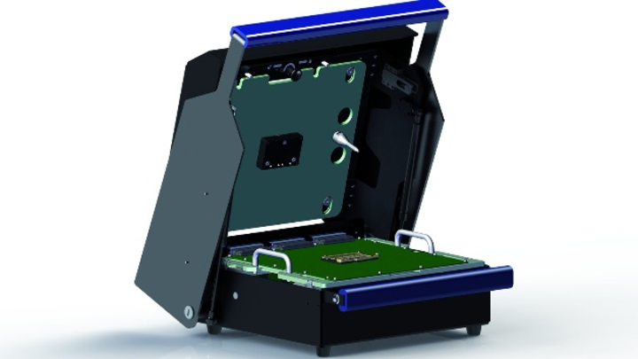 Funktionstest, In-Circuit-Test, Programmierung - dank des modularen Konzepts ist der Prüfadapter Y-ETI von Yamaichi für alle Testgegebenheiten gerüstet.