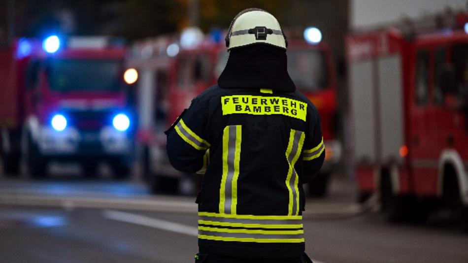 Bei einem Feuer im größten deutschen Werk von Bosch in Bamberg ist hoher Sachschaden von entstanden.