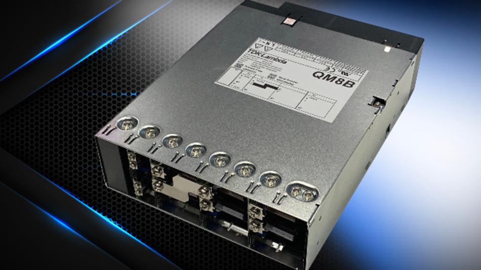 Die neue Netzteilserie von TDK Lambda verfügt über eine vollständige MoPP-Isolierung und bis zu 18 Ausgänge.
