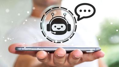 Chatbot Konversation