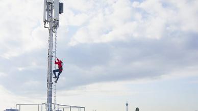Vodafone kooperiert mit Telefónica Deutschland und Deutsche Telekom beim Netzausbau