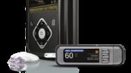 Insulinpumpensystem mit CGM-Sensor für die kontinuierliche Glukosemessung von Diabetes-Patienten