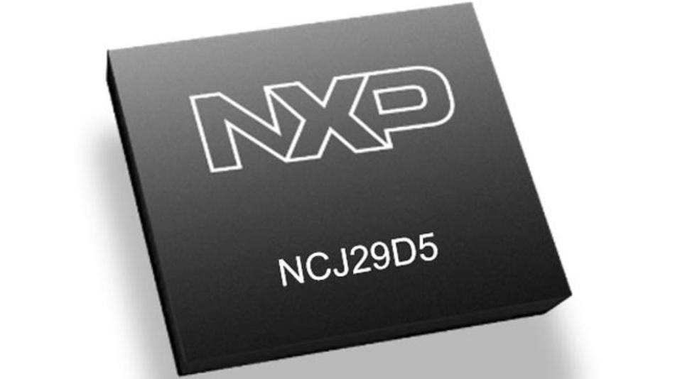NXP neuer Ultra-Wideband-Chip macht das Smartphone zum Autoschlüssel.