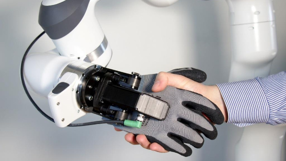 Die Greifhand für Cobots ist sowohl für Forschungs- als auch industrielle Zwecke geeignet.