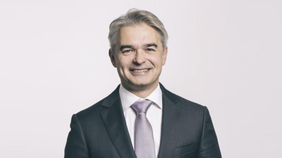 Matijas Meyer, CEO der Komax-Group