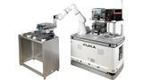 Mobile Roboterlösung KUKA Wafer Handling
