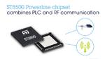 Smart Meter-Chipsatz mit Funk- und PLC-Kommunikation