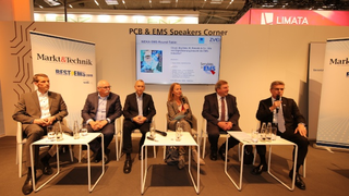 EMS-Roundtable auf der productronica 2019