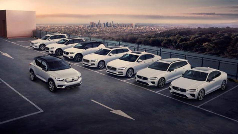 Via Blockchain kann Volvo Cars in Zukunft verfolgen woher das Kobalt stammt, das beispielsweise im vollelektrischen Volvo XC40 Recharge zum Einsatz kommt.