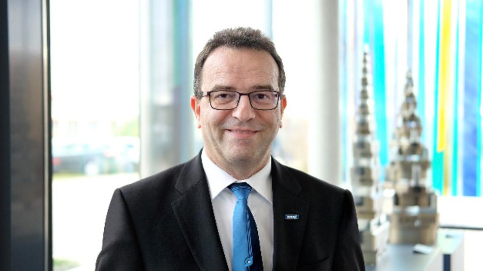 Prof. Dr.-Ing. Markus Glück, Schunk: »Der Greifer wird künftig in der Lage sein, über Gut- und Schlechtteile zu entscheiden.«