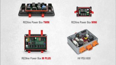 REDline Power Boxe