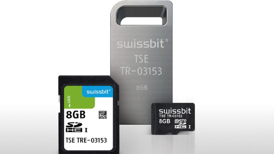Die Swissbit-TSE ist steckbar und somit einfach zu integrieren. Bestehende Kassensysteme lassen sich problemlos nachrüsten.