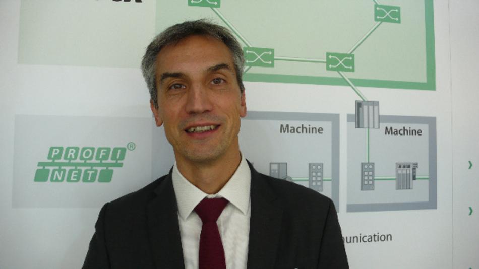 Karsten Schneider, PNO: »Ziel der neuen Security-Maßnahmen ist ein Schutz von Profinet auf der Protokollebene.«