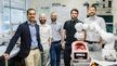 So sehen Sieger aus: Das Team von »Roboforce« konnte sich in diesem Jahr beim Kuka Innovation Award durchsetzen.