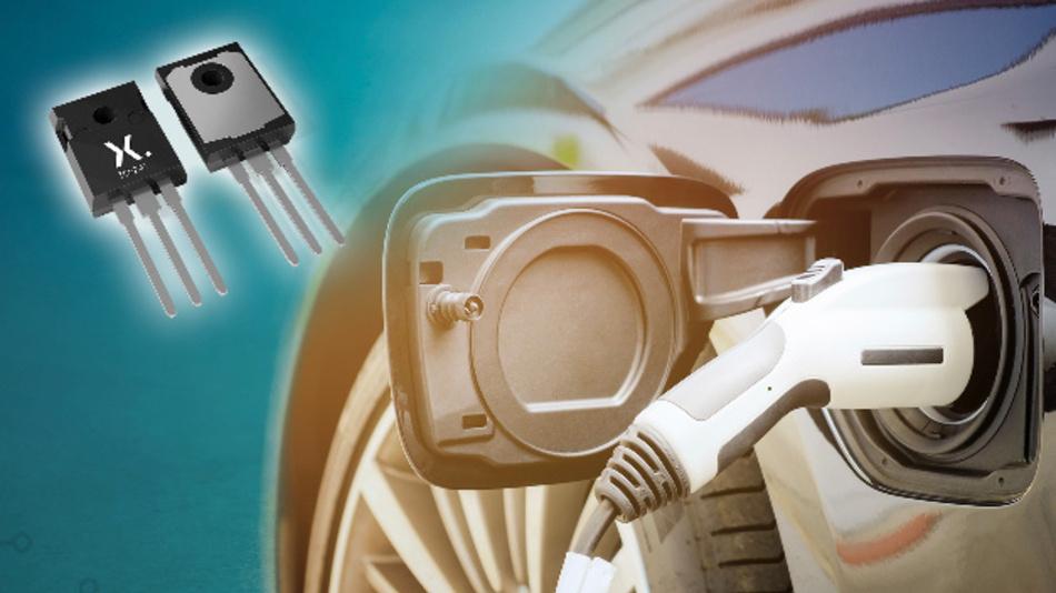Der GaN-FET GAN063-650WSA von Nexperia wurde speziell für die Märkte Automotive, Kommunikationsinfrastruktur und Industrie entwickelt.