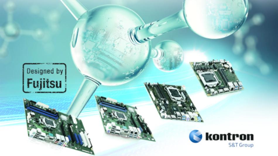 Kontron stattet sein Portfolio mit Intel Prozessoren der neunten Generation aus.