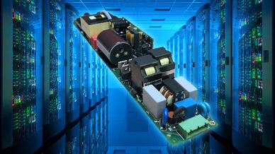 Netzteil für Immersion-Cooling-Anwendungen