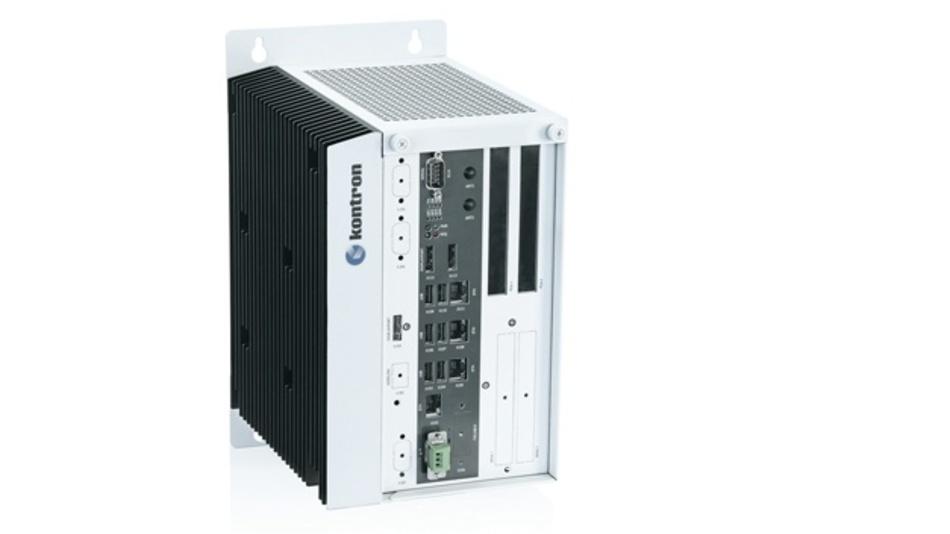 Kontron nutzt Intels Prozessoren und KI-Beschleuniger für die KBox-C-Serie und bündelt die entsprechende Software dazu.