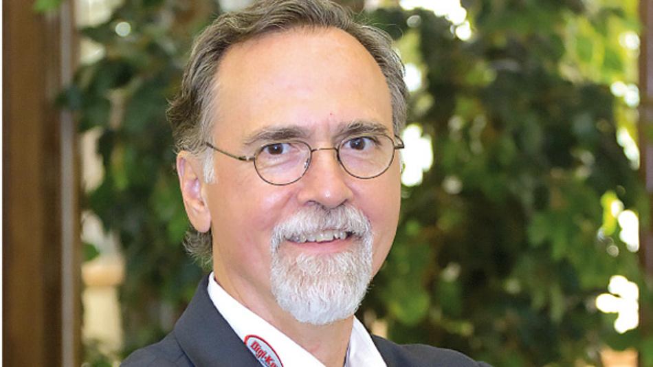 Randall Restle,  Vice President Applications  Engineering bei Digi-Key Electronics