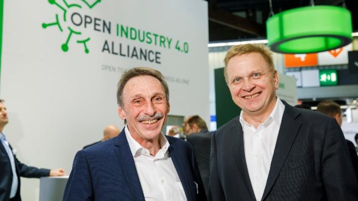 Hans-Jürgen Hilscher und Christian Liedtke