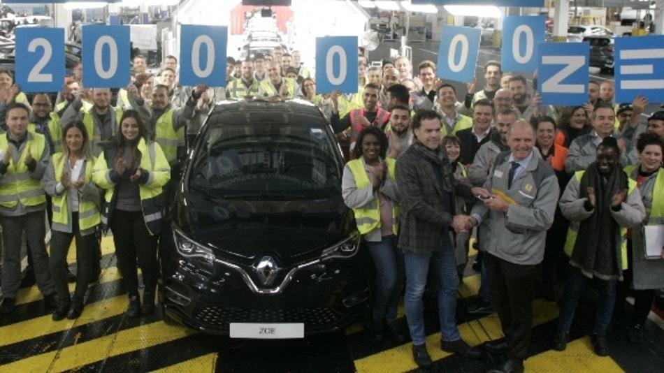 Frankreich will Autobranche mit acht Milliarden Euro stützen