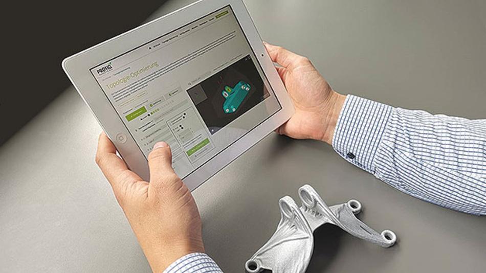 Neue Möglichkeiten in der additiven Fertigung. 3D-Modelle und keine verfahrensbedignte Produktionseinschränkungen.